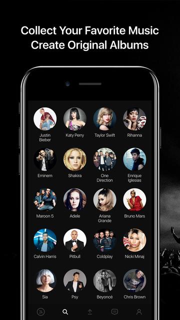 Trending Music Player VIBBIDI screenshot 1