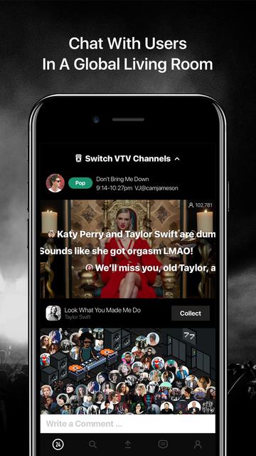 Trending Music Player VIBBIDI screenshot 4