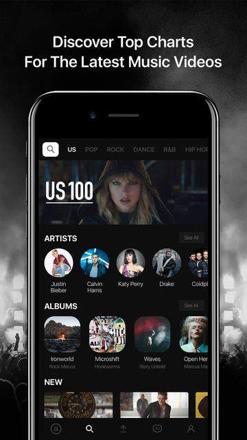 Trending Music Player VIBBIDI screenshot 3