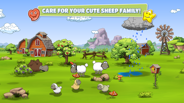 Clouds & Sheep 2 Premium screenshot 6