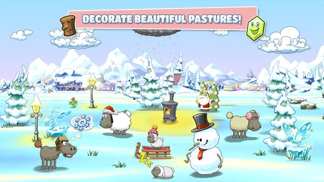 Clouds & Sheep 2 Premium screenshot 13