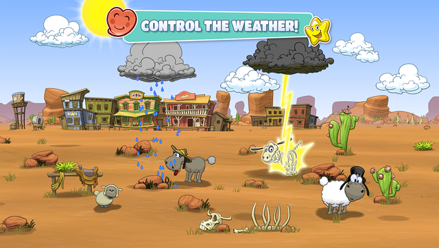 Clouds & Sheep 2 Premium screenshot 14